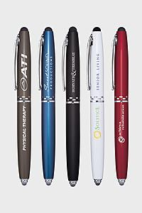 Schifano Triple Function Pen