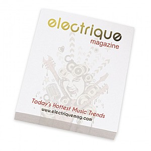 """Bic Ecolutions 2 1/2"""" 3"""" Adhesive Notepad, 25 Sheet"""