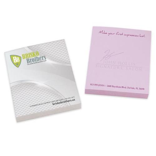 """Bic Ecolutions 2 3/4"""" 3"""" Adhesive Notepad, 25 Sheet"""