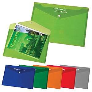 Snap It Envelope Document Holder