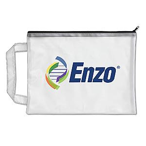Translucent Accessory Bag, Full Color Digital