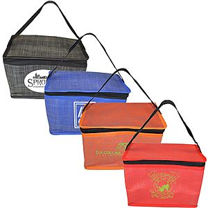 Criss Cross Lunch Bag