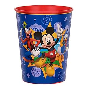 "16 Oz. Plastic Souvenir Cup W/Full Color ""In Mold Labeling"""