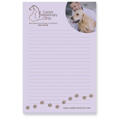 """Bic Ecolutions 4"""" 6"""" Adhesive Notepad, 25 Sheet"""