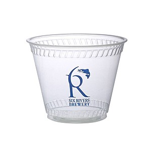 9 Oz. Eco Friendly Squat Cup