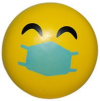 Happy Ppe Emoji Stress Reliever