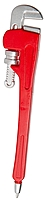 Red Wrench Tool Pen
