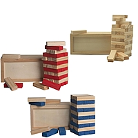 Wooden Tower Puzzle
