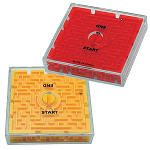 2 Sided Maze Puzzle