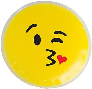 Kiss Kiss Emoji Chill Patch