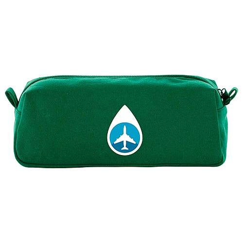 Photo of Cotton Canvas Travel Pouch