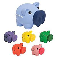 Pvc Large Nose Piggy Bank