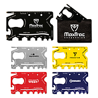 18 In 1 Credit Card Sized Tool