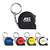 3 Ft Mini Tape Measure With Keychain