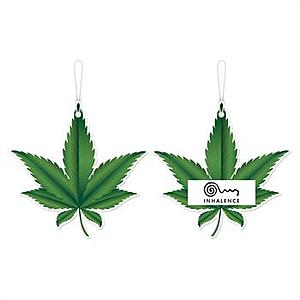 Cannabis Leaf Stock Design Air Freshener