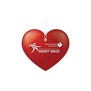 Heart Stock Shape Air Freshener