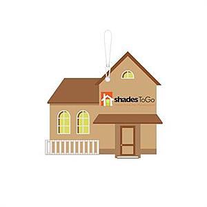 House Stock Shape Air Freshener