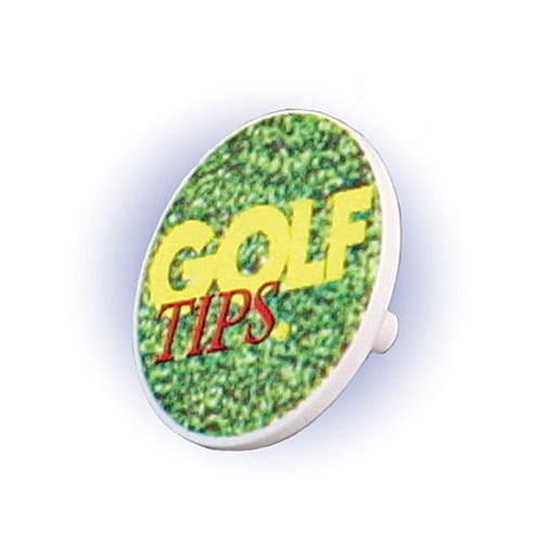 Photo of Ball Marker, Full Color Digital
