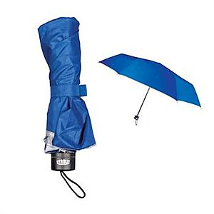 Blue Basic Umbrella