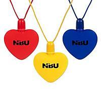 Heart Bubble Necklace