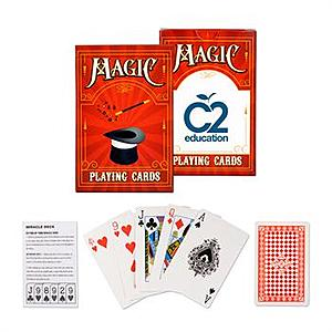 Magic Cards Miracle Deck