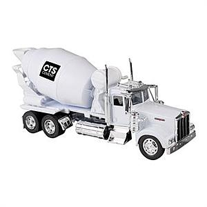 Kenworth W900 Cement Truck