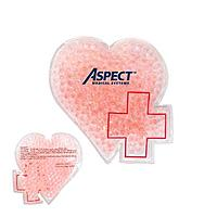 Hot/Cold Gel Pack   Heart Shaped