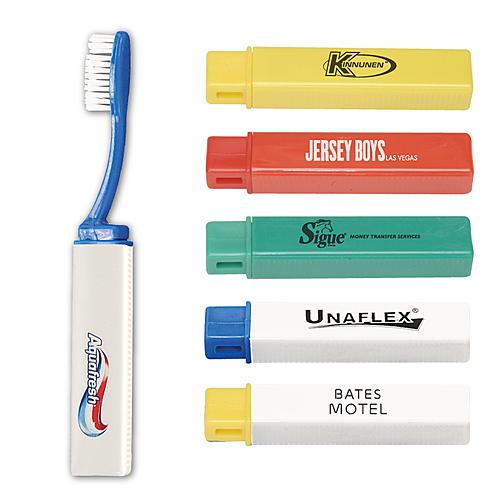 Photo of Travel Toothbrush W/Sleeve
