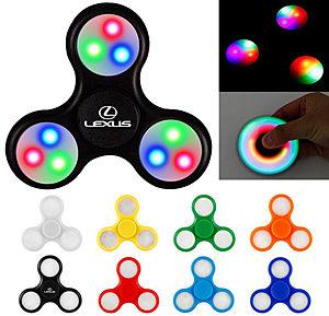 Fidget Hand Spinner Led Light