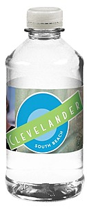 Bottled Water With Custom Label (12oz)
