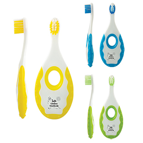 Photo of Easy Grip Baby Toothbrush