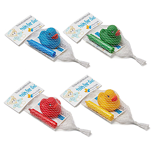 Bathtub Crayon And Rubber Duck Set