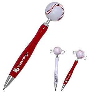 Baseball Spinner Ball Pen