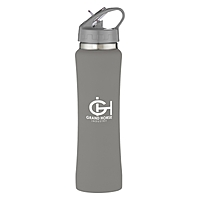 25 Oz. Hampton Stainless Steel Bottle