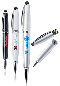 8 Gb Usb Drive Pens With Stylus