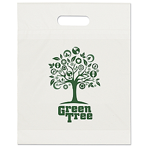 Eco Die Cut 12x15 Bag