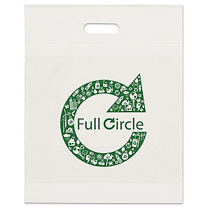 Eco Die Cut 15x19 Bag