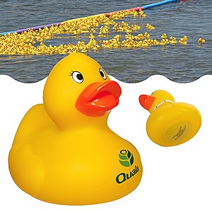 Weighted Racing Duck