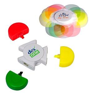 Promo Spinner®   Tri Highlighter
