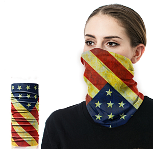Full Color Printed Multi Function Buff Bandanna