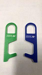 Hygiene Hand Antimicrobial Tool Keychain