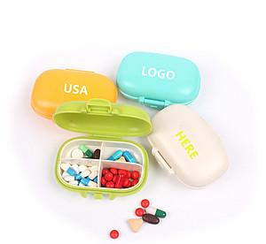 Pill Case Box