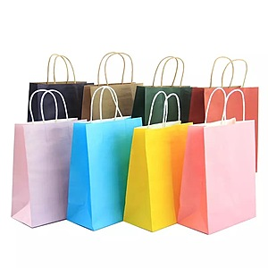 Eco Friendly Cloth Kraft Paper Bag