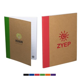 Color Pop Recycled Notebook