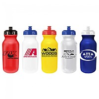 20 Oz. Value Cycle Bottle With Push 'N Pull Cap