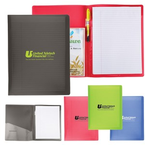 Pp Folder With Writing Pad