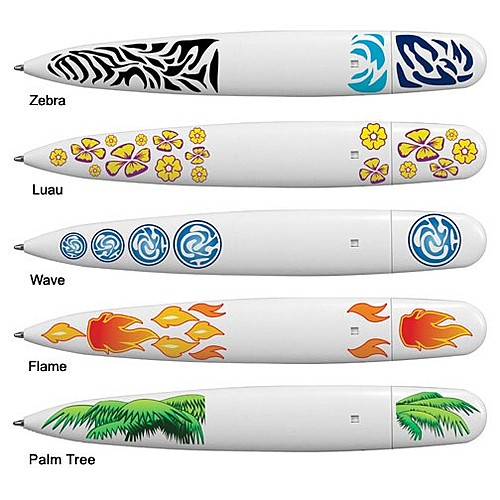Photo of Surfboard Pen, Full Color Digital