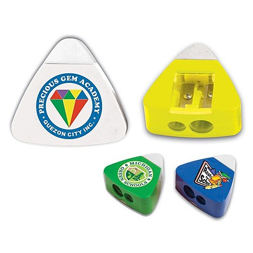 Photo of The Triad Eraser & Sharpeners, Full Color Digital