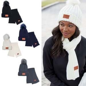 Leeman™ Ribbed Knit Winter Duo