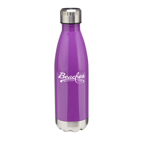 17 Oz. Cascade Stainless Steel Bottle